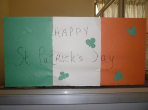 St Patrick's Day at SIRC