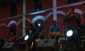 Kutumba in action at Chandeswari Temple.  Sorry for the quality!