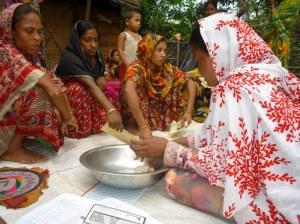 Another Dabi meeting in Shobjipara Village
