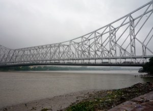 Howrah Bridge itself