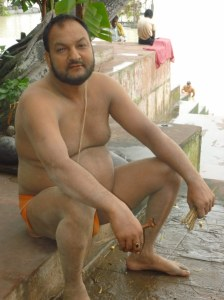 The famous wrestler of Mulik Ghat