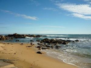 The beach at Cape Conran