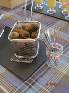 Croquet as de Chipiron - the finished product