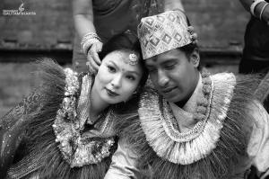 Rashil and Kiwako got married also on June 12 in a traditional Newari wedding ceremony which must have been a little different for Kiwako who is Japanese.  Congratulations to you both!  Photo credit Rashil Palanchoke.
