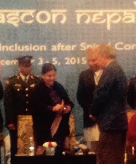 Stan & President of Nepal