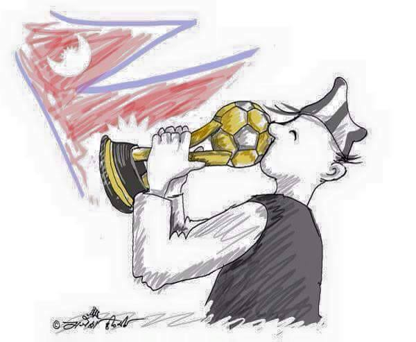 Nepal win kissing cup