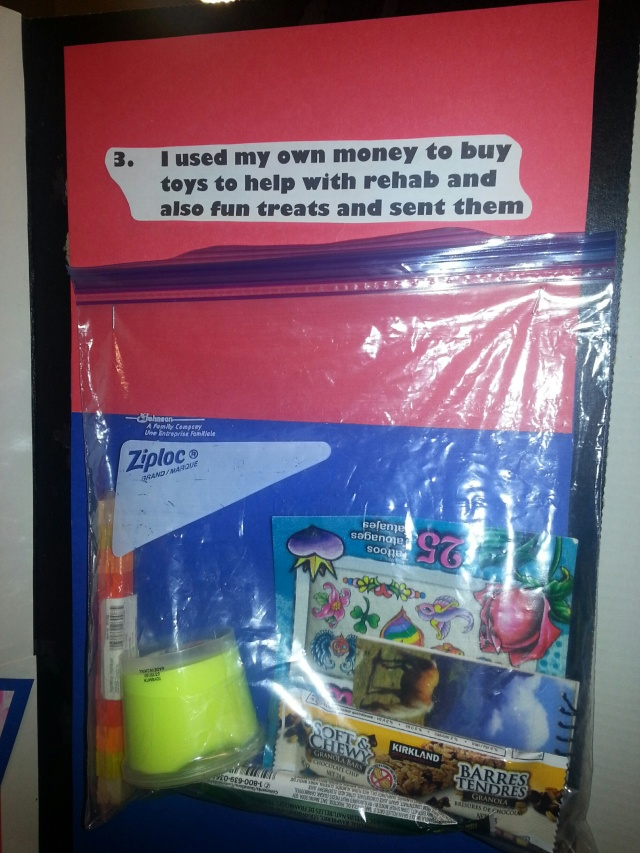 Bowen example gift package