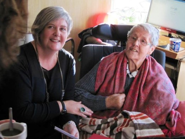 Blog - Mum & me Nov 2014