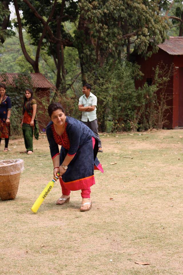 Esha Mam cricket