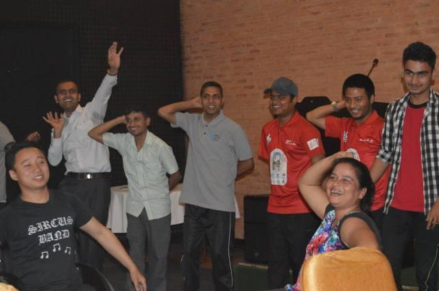 Sonika team dancing song